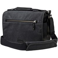 Tenba Cooper 13 Camera Satchel Grey Canvas