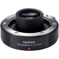 FujiXF 1.4x TC WR Tele-Converter for XF 50-140mm WR & XF 100-400mm WR Lenses