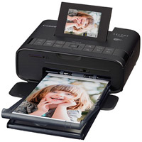 CanonSELPHY CP1200 Compact Photo Printer (Black)