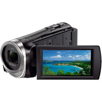 SonyHDRCX455B Full HD Handycam Camcorder with 8GB Internal Memory