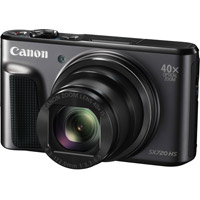 CanonPowerShot SX 720 HS with Black Case