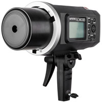 GodoxAD600B TTL DC 600W Studio Flash w/Bowen Mount