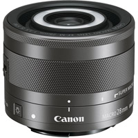 CanonEF-M 28mm f/3.5 Macro IS STM Lens