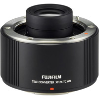 FujiXF 2.0x TC WR Tele-Converter for XF 50-140mm WR & XF 100-400mm WR Lenses