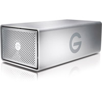 G-TechnologyUSB G1 Removable 8TB, Silver