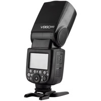 GodoxV860 II Flash Kit -Canon includes Li-On Battery, Charger, Case