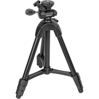 SonyVCT-R100 4-Section Lightweight Tripod with 3-Way Head