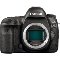 CanonEOS 5D Mark IV DSLR Body