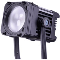 LED Go LG-D600C LED Fresnel Light Bi-Colour with WiFi/DMX  and Case