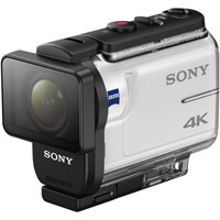 SonyFDR-X3000 4K Action Cam with Balanced Optical SteadyShot