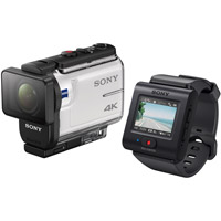 SonyFDR-X3000R 4K Action Cam with LiveView Remote