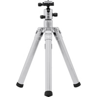 MeFoto Globetrotter Air Travel Tripod Kit - Titanium