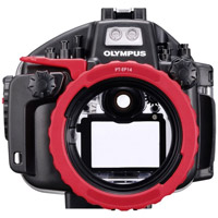 OlympusPT-EP14 Underwater Housing for OM-D E-M1 Mark II