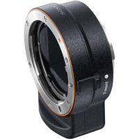 SonyLAEA3 A-Mount Lens Adapter for Full Frame E-Mount Cameras