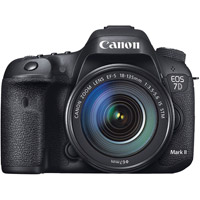 CanonEOS 7D Mark II Body with W-E1 WiFi Adapter