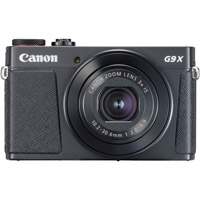 CanonPowershot G9X Mark II - Black