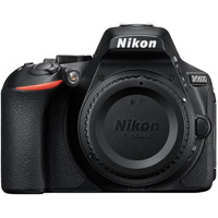 NikonD5600 Body Black