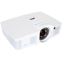 OptomaGameTime, Full 3D HD Projector, 1080p, 2800 lumens, Digital only with 2x HDMI