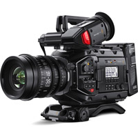 Blackmagic DesignURSA Mini Pro 4.6K Digital Cinema Camera (Body Only)