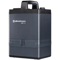 ElinchromELB 1200 Battery Power Pack with Air 90 Wh Li-Ion Battery, Charger, Sync cord