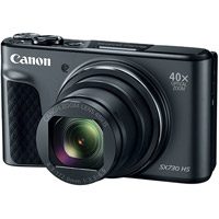 CanonPowerShot SX730HS with Case - Black