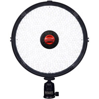 Rotolight AEOS LED light with Ballhead, Filter Set, AC Power