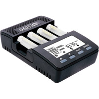 PowerexWizardOne Charger-Analyzer for 4 AA/AAA Batteries