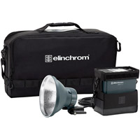 Elinchrom ELB 500TTL To Go One Head Set