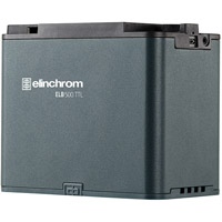 Elinchrom ELB 500 TTL Pack without Battery