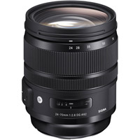 SigmaART 24-70mm f/2.8 DG OS HSM Lens for Canon