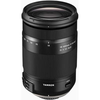 TamronAF 18-400mm f/3.5-6.3 Di-II VC HLD Lens for Canon