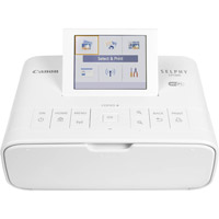 CanonSELPHY CP1300 Compact Photo Printer (White)