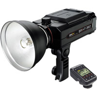 SMDVBRiHT-360 TTL Flash with FlashWave-5 TX TTL Nikon