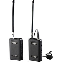 Saramonic SR-WM4C 4-Channel Lavalier VHF Wireless Microphone System