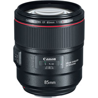 CanonEF 85mm f/1.4L IS USM Lens