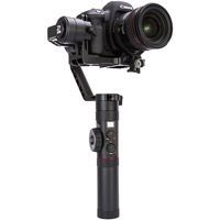 Zhiyun Crane 2 - 3-Axis Camera Stabilizer With Built in Follow Focus, OLED Display and QR Plate