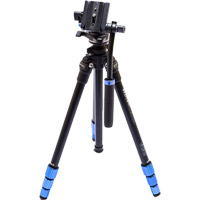 Benro TSL08AS2P Slim Video Kit with S2CSH Head