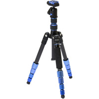 Benro FSL09CN00 Slim Travel Carbon Fibre Tripod Kit with N00 Head