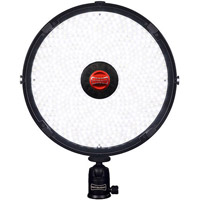 Rotolight AEOS V2 LED Light with Ballhead, Filter Set and AC Power