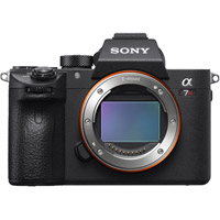 SonyAlpha A7RIII Mirrorless Body