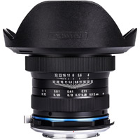 Laowa15mm f/4.0 Canon EF Mount Manual Focus Lens