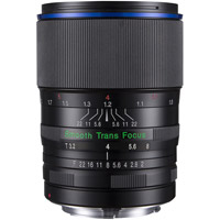 Laowa105mm f/2.0 STF Canon EF Mount Manual Focus Lens