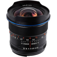 Laowa12mm f/2.8 Zero-D Sony FE Mount Manual Focus Lens