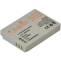 Jupio NB-5L Lithium-Ion Rechargeable Battery for Canon Cameras - 850 mAh