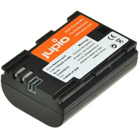 Jupio LP-E6N Lithium-Ion Rechargeable Battery for Canon Cameras - 1700 mAh