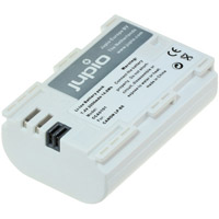 Jupio LP-E6 *ULTRA* Lithium-Ion Rechargeable Battery for Canon Cameras - 2000 mAh