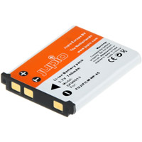 Jupio NP-45/NP45/NP-45S Lithium-Ion Rechargeable Battery for Fuji Cameras - 740 mAh