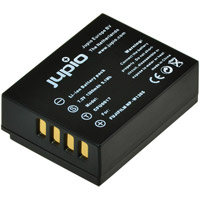Jupio NP-W126S Lithium-Ion Rechargeable Battery for Fuji Cameras - 1260mAh