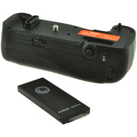 Jupio MB-D17 Batterygrip for Nikon D500 with Wireless Remote Control Included