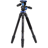 Benro MACH3 Series 2 Aluminum 4 section Tripod with HD2A Head - TMA28AHD2A